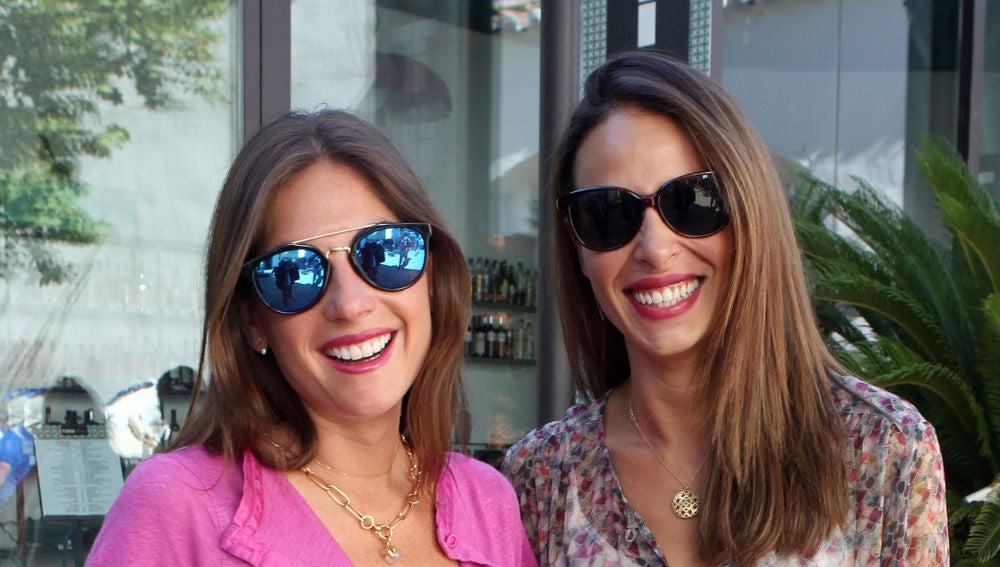 Lourdes Montes y Eva González