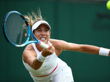 Garbiñe Muguruza es eliminada de Wimbledon
