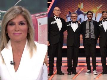 Antena 3 Noticias 1 y 'Boom', líderes de audiencia
