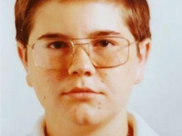 Santiago Segura con 14 años