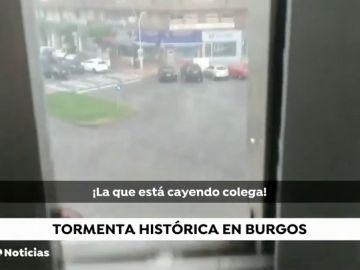TORMENTA BURGOS