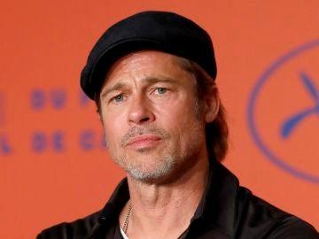 Brad Pitt durante su última aparición en Cannes