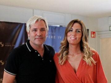 Santiago Cañizares y Mayte García