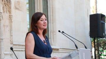 Francina Armengol, Presidenta del Govern balear.