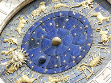 Reloj zodiacal en Venecia
