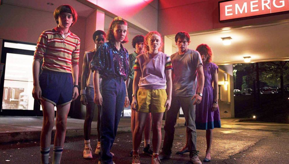 Tercera temporada de 'Stranger Things'