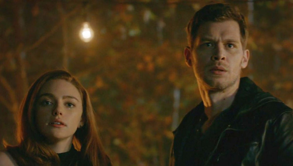 Hope y Klaus Mikaelson