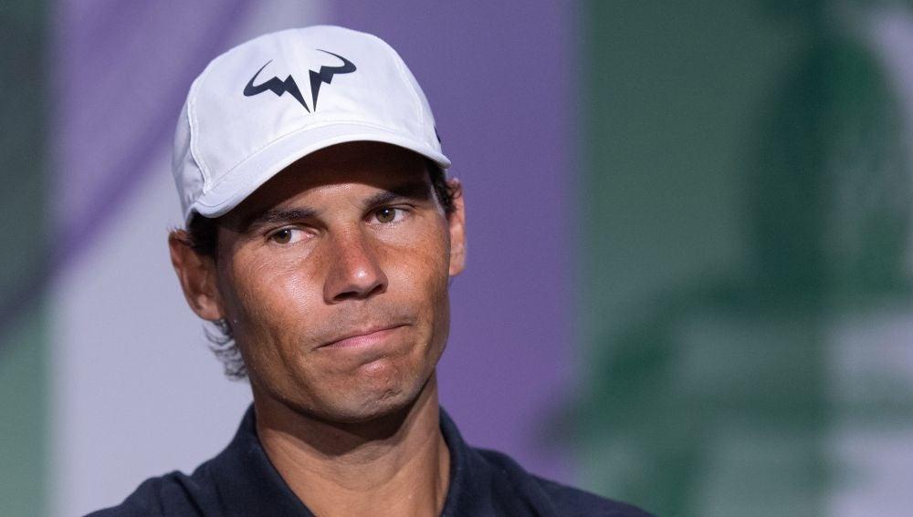 Rafael Nadal contesta a las declaraciones de Nick Kyrgios
