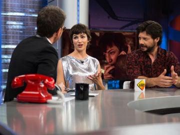 Úrsula Corberó desvela en 'El Hormiguero 3.0' cuánto pesa