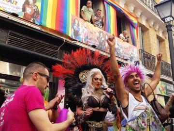 Carrera de tacones, Orgullo Madrid 2019