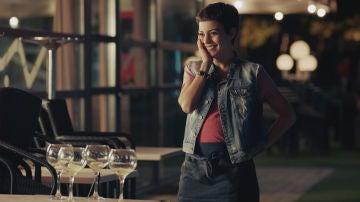 Marta Castellote interpreta a Carla en 'Pequeñas Coincidencias'