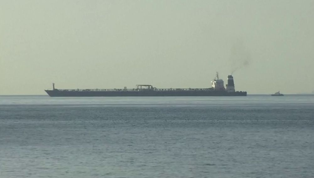 Gibraltar detiene un petrolero que llevaba crudo a Siria
