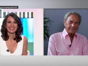 """Arturo Fernández aseguraba en una entrevista en Antena 3 que no tenía tiempo para envejecer: """"Los años no me preocupan nada"""""""