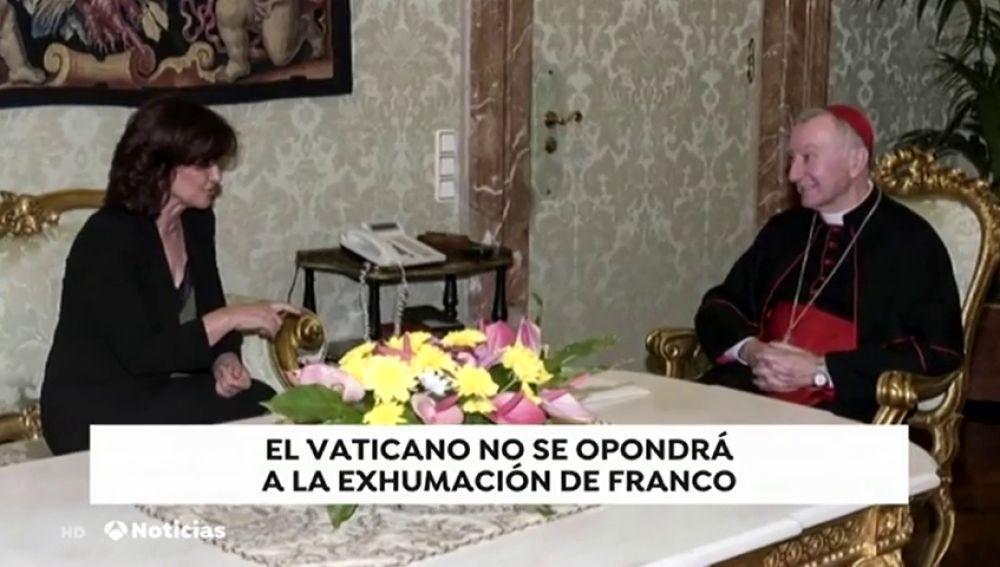 El Gobierno emite una queja formal al Vaticano por las polémicas declaraciones del nuncio