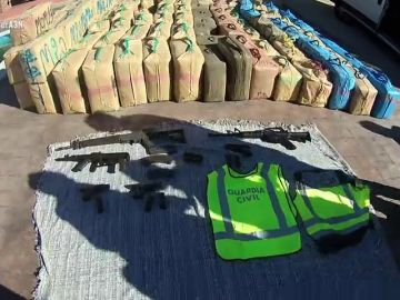Prisión incondicional para el jefe de la Guardia Civil en Algeciras acusado de vínculos con el narcotráfico