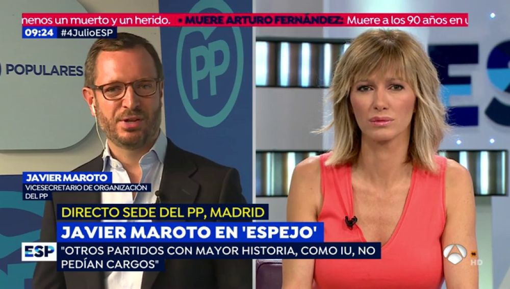 Javier Maroto.