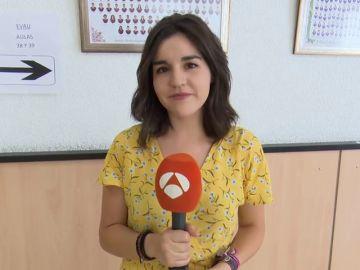 La errata de Selectividad en Madrid: se deslizó en la opción B del examen de Historia de España