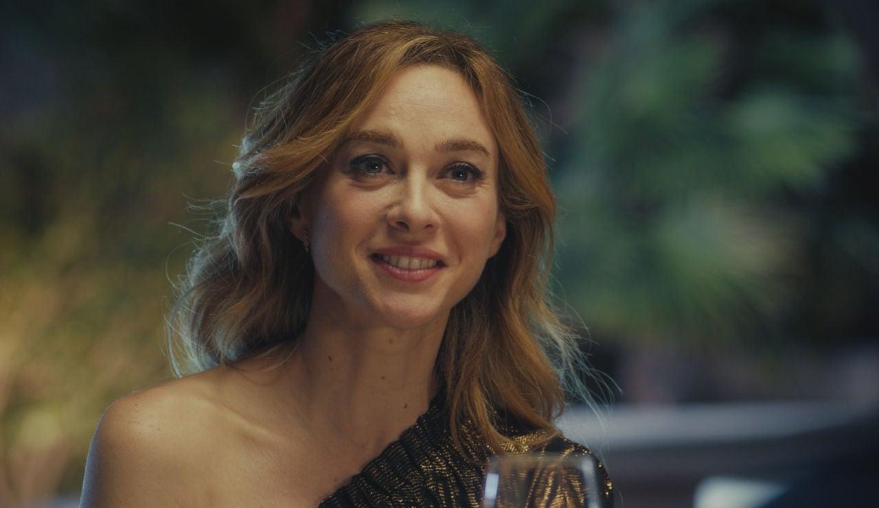 Marta Hazas interpreta a Marta en 'Pequeñas coincidencias'
