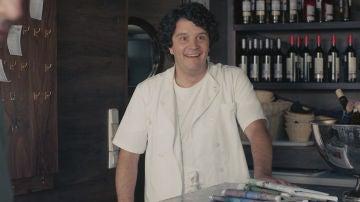 Xosé Antonio Touriñán interpreta a Rafa en 'Pequeñas coincidencias'