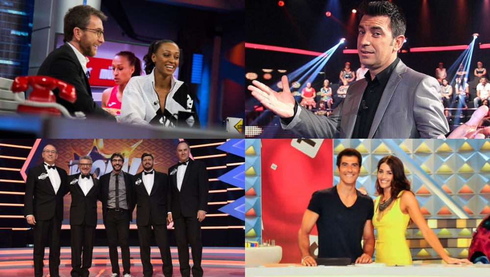 Antena 3 Cierra La Temporada Con Su Entretenimiento Diario