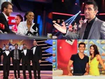 Antena 3 cierra la temporada con su entretenimiento diario en el mejor momento de su historia