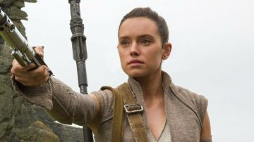 Daisy Ridley, Rey en 'Star Wars'