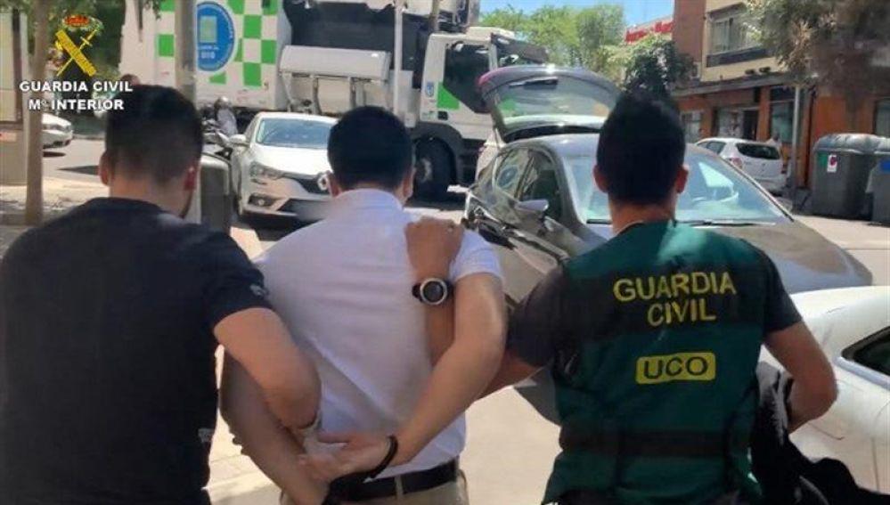 Detenido el mayor ciberestafador de España