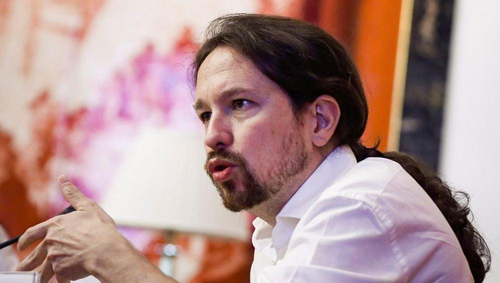Imagen de archivo de Pablo Iglesias