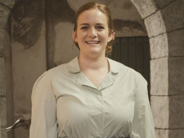 Esperanza Guardado es Brunilda en 'El secreto de Puente Viejo'