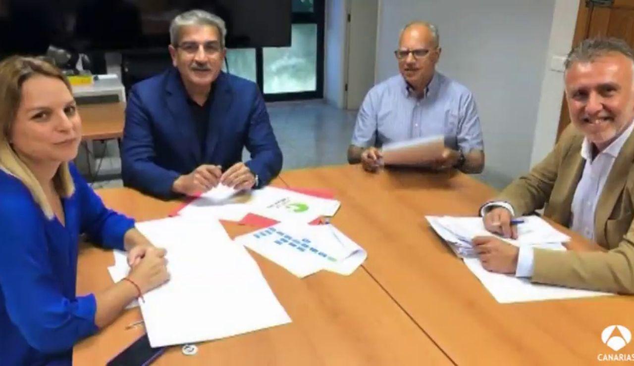 REEMPLAZO Canarias en un minuto (5 JULIO 2019)