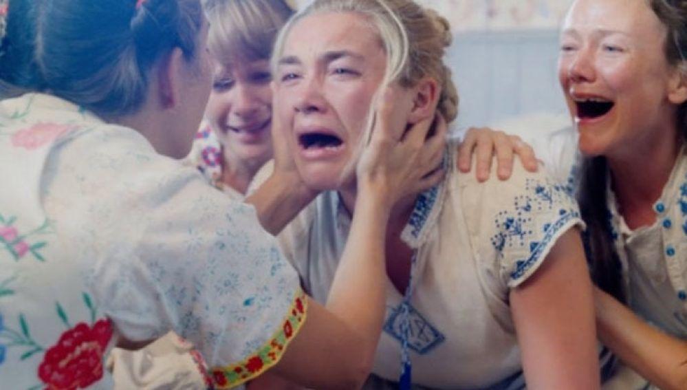 Escena de la película 'Midsommar'