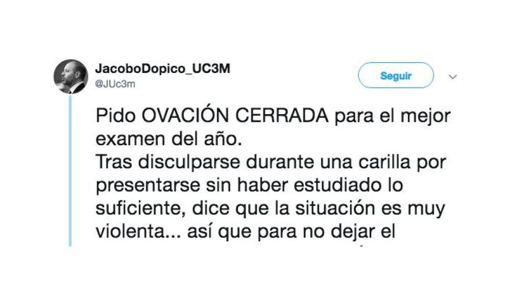 Twitter de Jacobo Dopico
