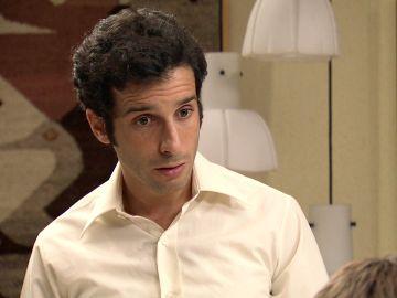 Ignacio descubre que fue Marcelino el que lo encerró con Nuria