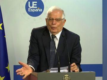 Borrell asegura que Exteriores no intervino emails como dice la Generalitat