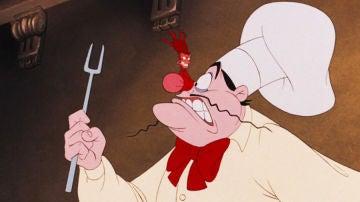 Louis, el chef de 'La Sirenita'