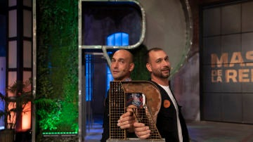 Albert e Iván, los gemelos, se proclaman campeones de 'Masters de la reforma'