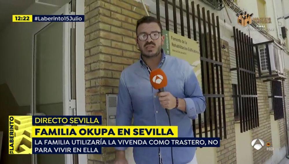 Okupas en Sevilla