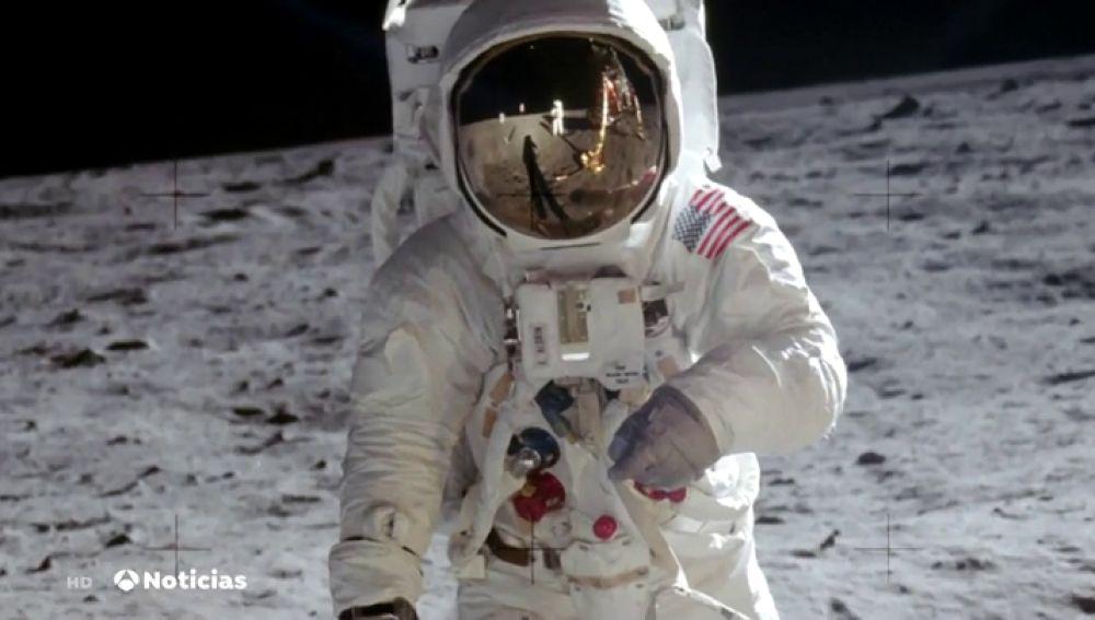 Científicos de la NASA desmontan las teorías conspiratorias sobre la llegada del hombre a la Luna
