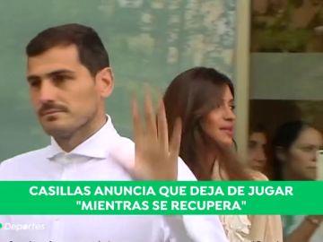 Casillas deja el fútbol y se incorporará a la directiva del Oporto