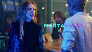 """Marta: """"A lo que tengo fobia es a equivocarme y a dar con el típico mentiroso como tú"""""""