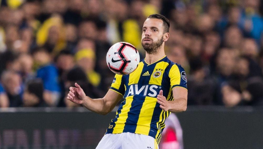Roberto Soldado, nuevo jugador del Granada
