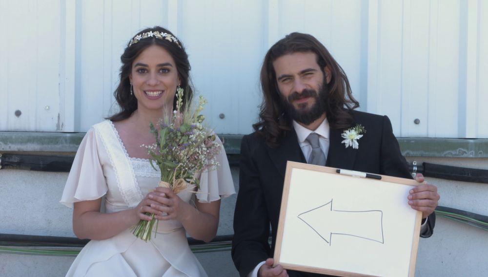 Consigue el ramo de novia que Elsa ha llevado en 'El secreto de Puente Viejo'