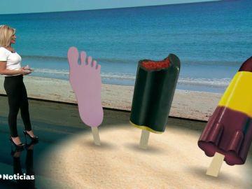 Mikolápiz, Frigopie, Fantasmikos, Twister...¿Qué helado era el favorito de tu infancia?
