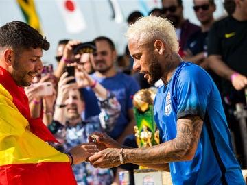 Denuncian el robo de una exclusiva con información sobre el futuro de  Neymar Jr. en Brasil