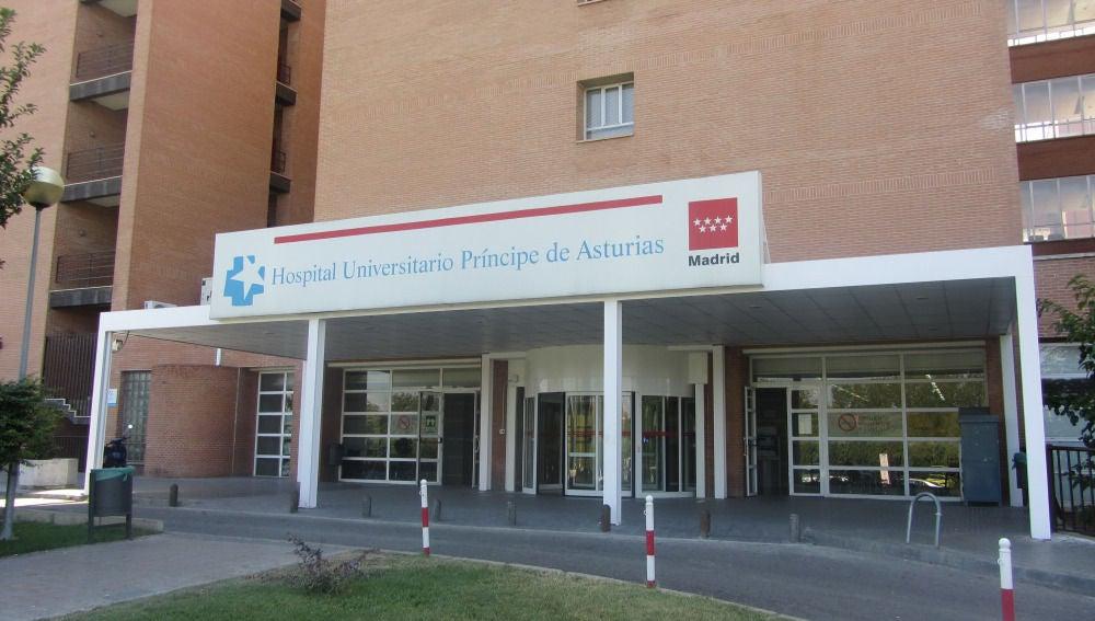 Hospital Príncipe de Asturias de Alcalá de Henares.