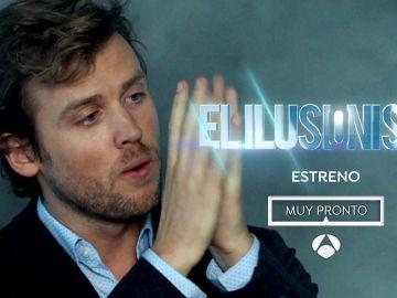 'El ilusionista', muy pronto estreno en Antena 3