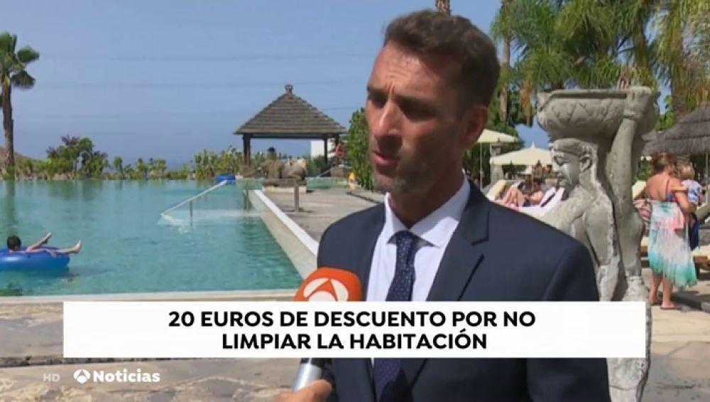 Dos hoteles ofrecen habitaciones sucias a cambio de consumiciones en Canarias