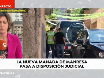 Los detenidos por la violación múltiple de Manresa pasan a disposición judicial