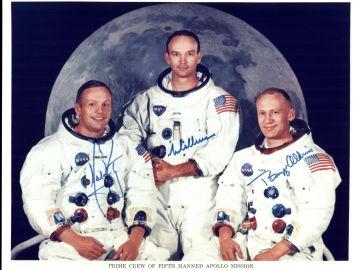 Las curiosidades de la misión Apolo 11