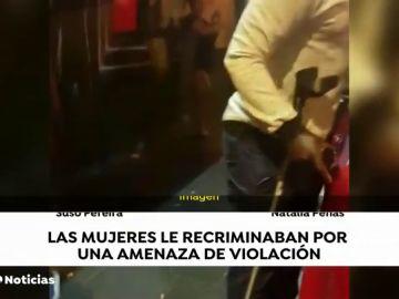 Un hombre agrede a varias mujeres en A Coruña